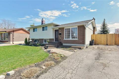 House for sale at 12 Roxborough Ct St. Catharines Ontario - MLS: X4425670