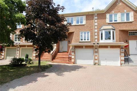 Townhouse for sale at 12 Royal Manor Cres Richmond Hill Ontario - MLS: N4523285