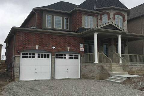 House for rent at 12 Rugman Cres Springwater Ontario - MLS: S4454029