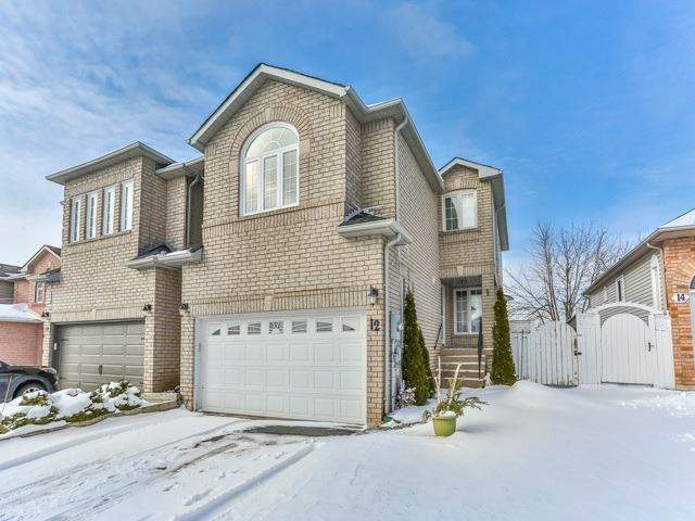 For Sale: 12 Rundle Crescent, Barrie, ON | 4 Bed, 4 Bath Home for $509,999. See 17 photos!