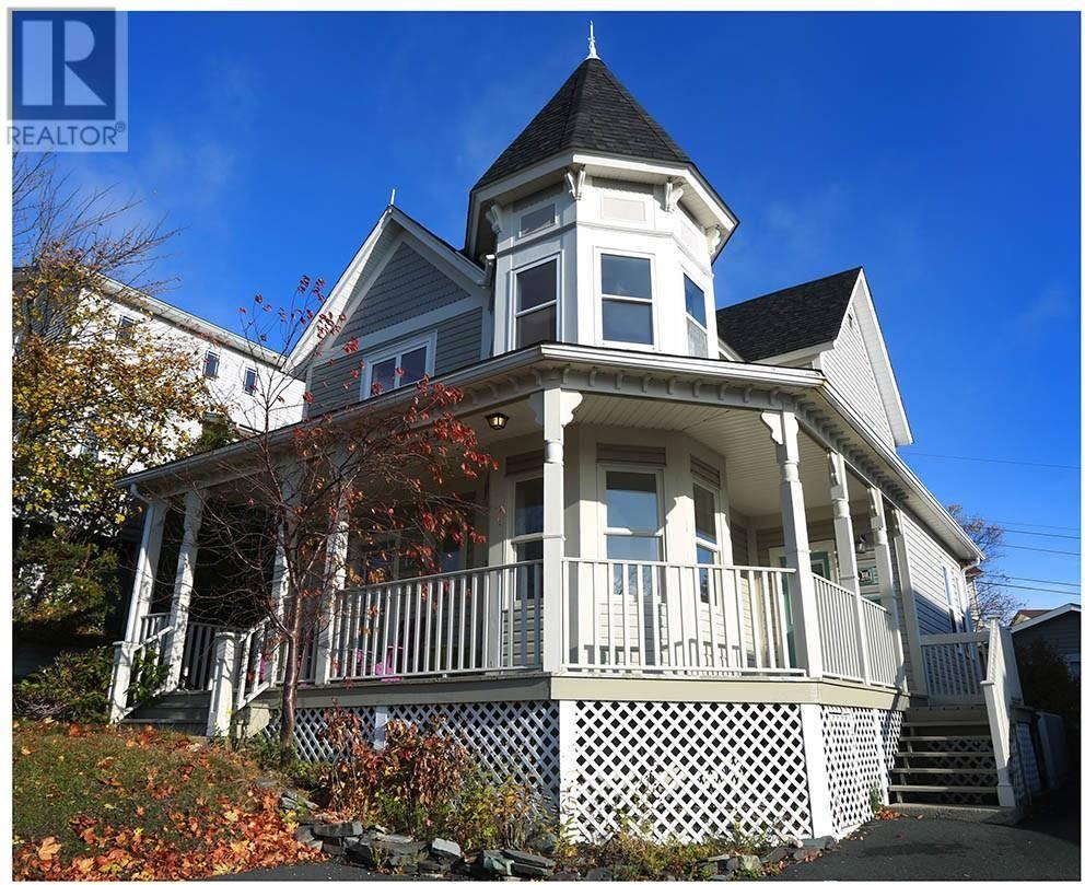 House for sale at 12 Sackville St St. John's Newfoundland - MLS: 1206975