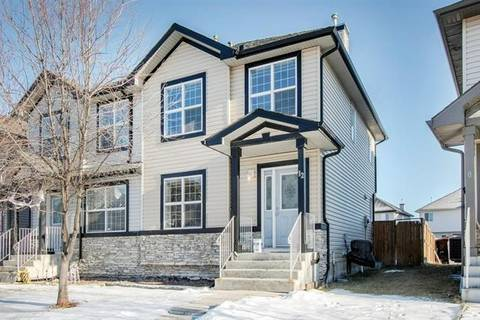 Townhouse for sale at 12 Saddlebrook Pl Northeast Calgary Alberta - MLS: C4280815