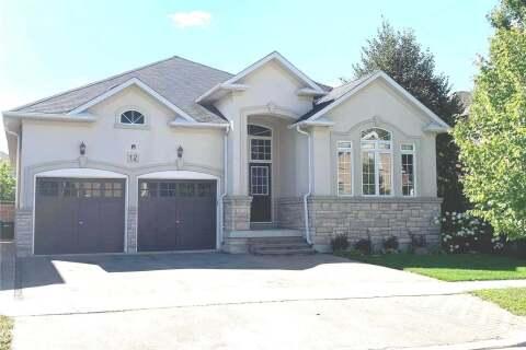 House for sale at 12 Salamander Ct Vaughan Ontario - MLS: N4910918