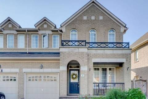 Townhouse for sale at 12 Sculptor St Brampton Ontario - MLS: W4549155
