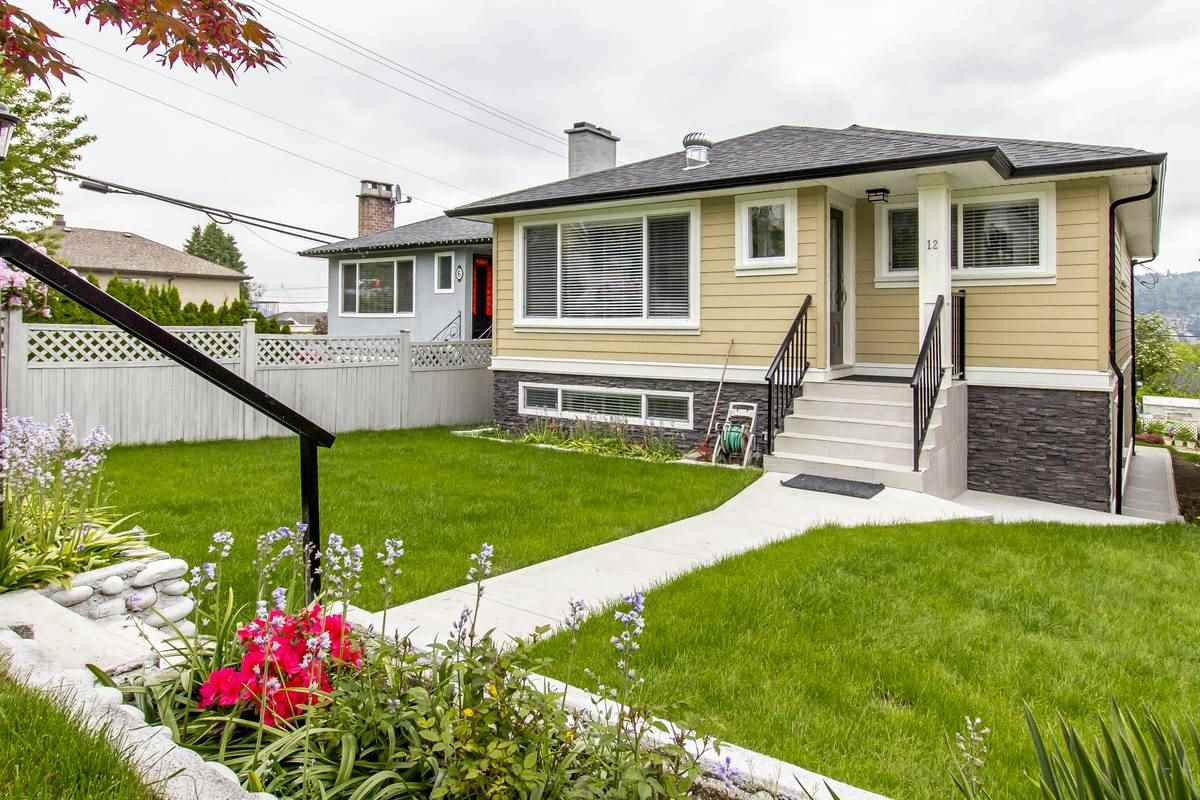 Sold: 12 Sea Avenue, Burnaby, BC