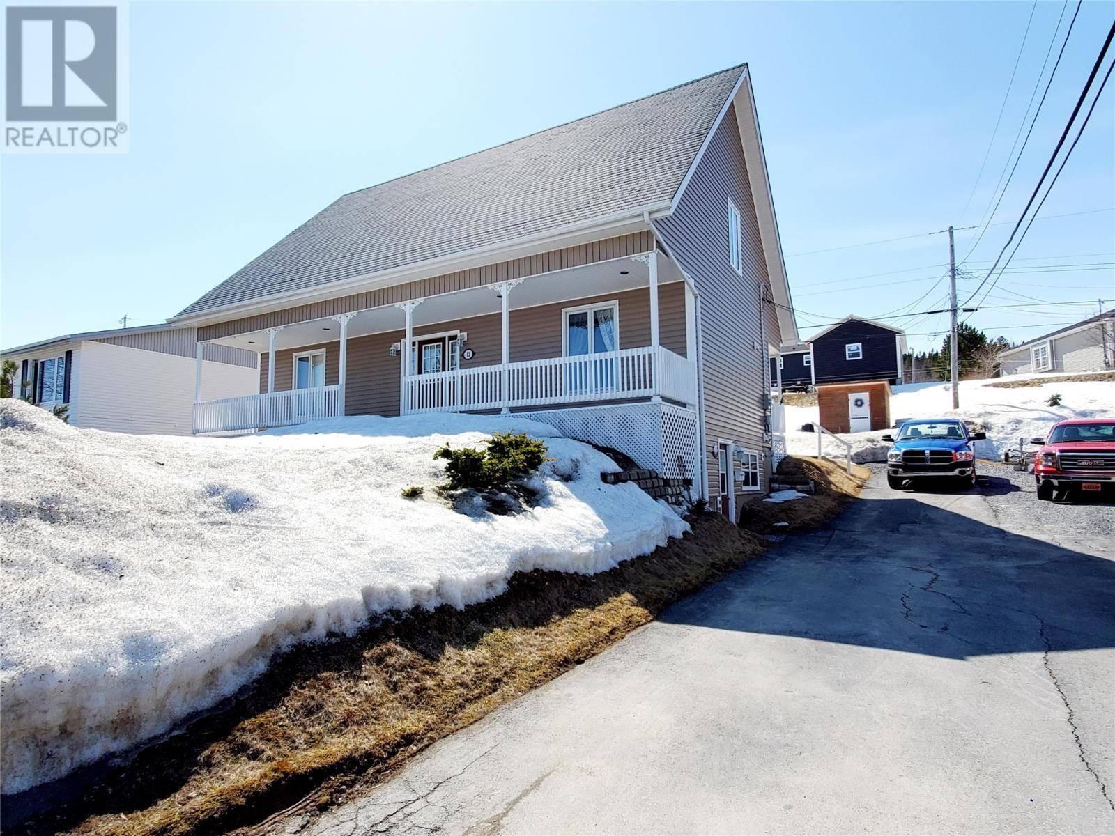 House for sale at 12 Shamrock Cres Corner Brook Newfoundland - MLS: 1213167
