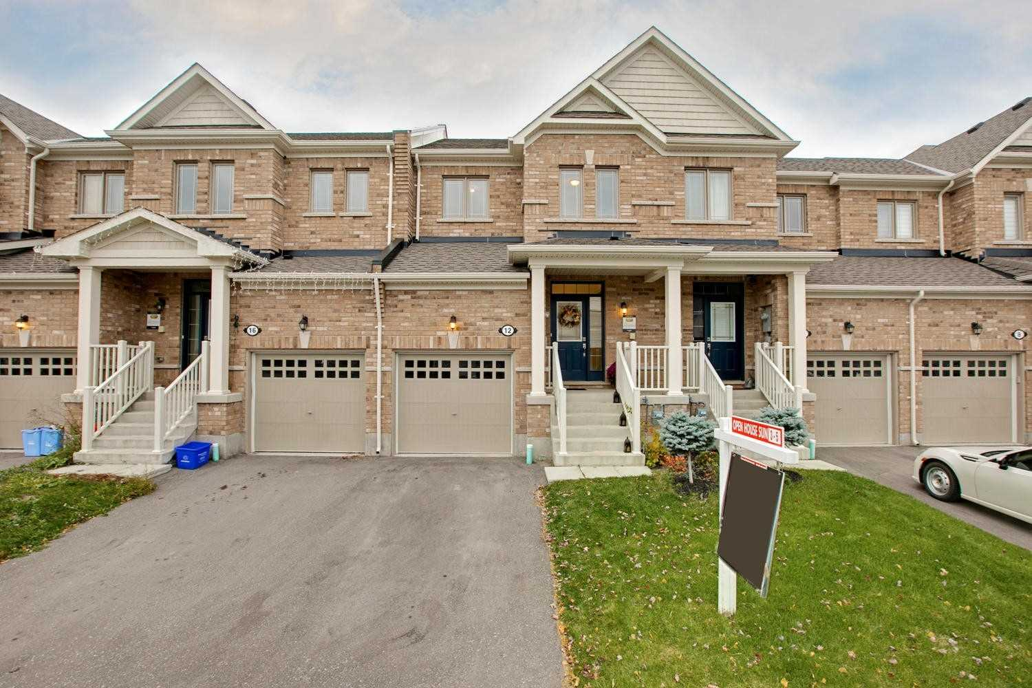 House for sale at 12 Sharpe Crescent New Tecumseth Ontario - MLS: N4308561