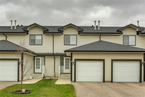 Townhouse for sale at 12 Silver Creek Blvd NW Airdrie Alberta - MLS: A1029688