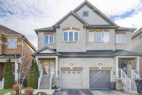 Townhouse for sale at 12 Silvervalley Dr Caledon Ontario - MLS: W4450425
