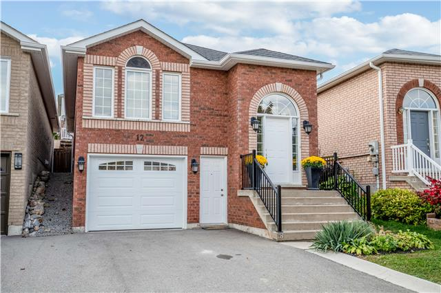 House for sale at 12 Smith Street Bradford West Gwillimbury Ontario - MLS: N4273809
