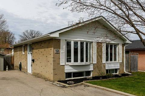 House for sale at 12 Snowberry Ave Toronto Ontario - MLS: W4432273