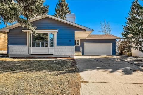 House for sale at 12 Snowdon Cres Southwest Calgary Alberta - MLS: C4236570