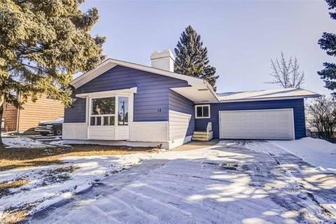 House for sale at 12 Snowdon Cres Southwest Calgary Alberta - MLS: C4287772