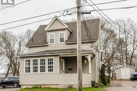 Townhouse for sale at 12 St Joseph  Shediac New Brunswick - MLS: M123133