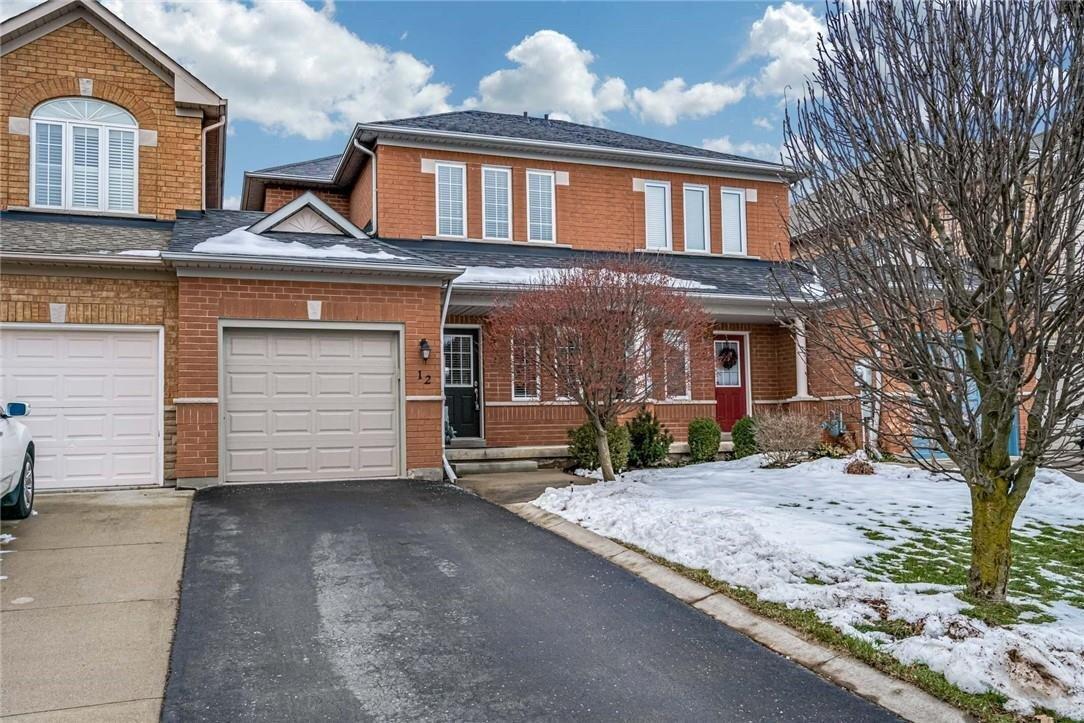 Townhouse for sale at 12 Stevenson St Hamilton Ontario - MLS: H4095693