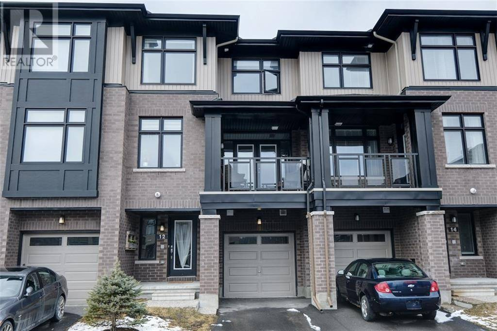 Townhouse for sale at 12 Stockholm Pt Ottawa Ontario - MLS: 1187424