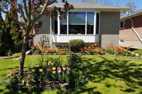 House for sale at 12 Stoney Creek Dr Toronto Ontario - MLS: E4865152