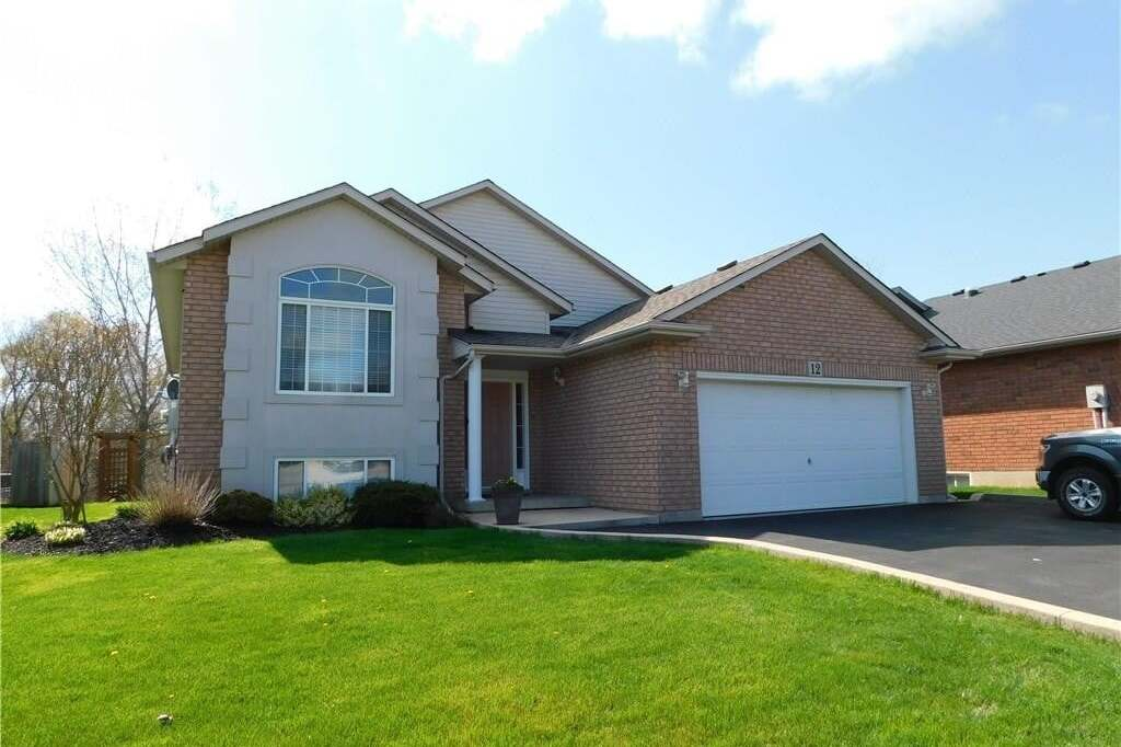 House for sale at 12 Stoneybrook Cres Welland Ontario - MLS: 30804819
