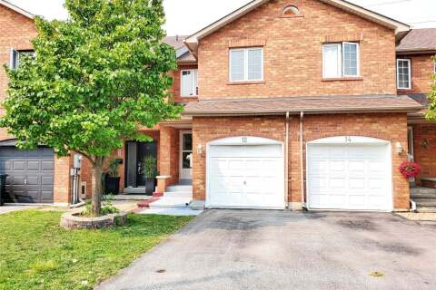 Townhouse for sale at 12 Sufi Cres Toronto Ontario - MLS: C4910255