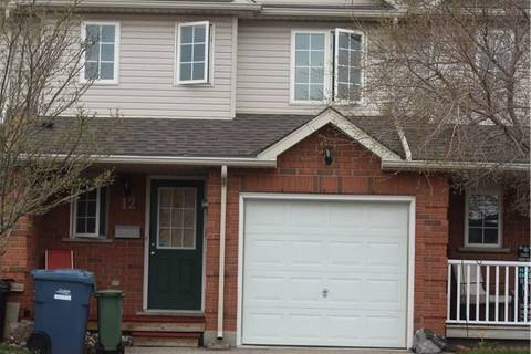 Townhouse for sale at 12 Sullivan Cres Guelph Ontario - MLS: 30732952
