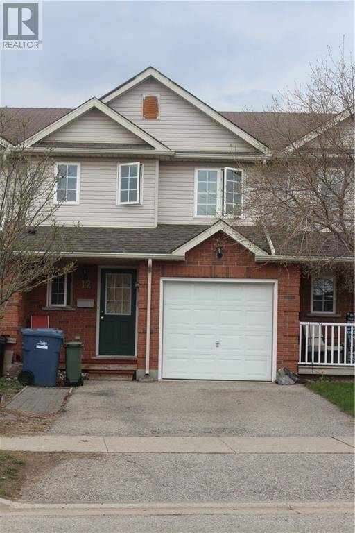 Townhouse for sale at 12 Sullivan Cres Guelph Ontario - MLS: 30751917