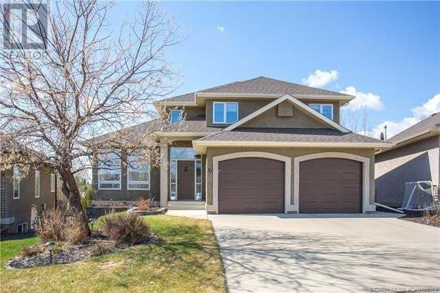 House for sale at 12 Talisman Cs Lacombe Alberta - MLS: CA0191064