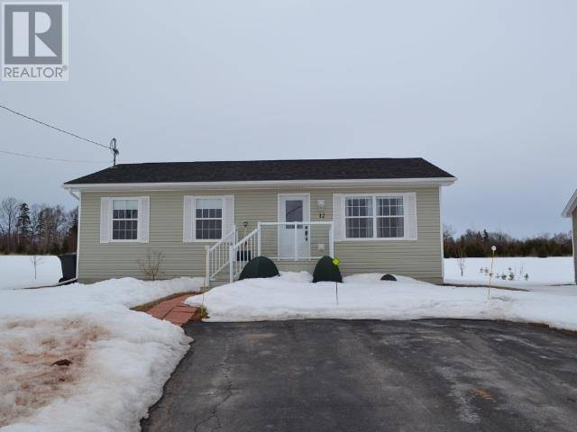 House for sale at 12 Tide View Ct Charlottetown Prince Edward Island - MLS: 202005047