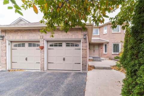 House for sale at 12 Tollbar Ct Richmond Hill Ontario - MLS: N4900702