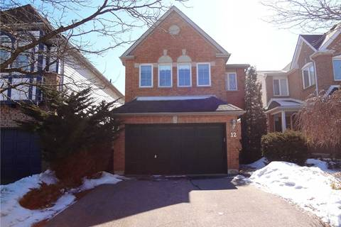 House for sale at 12 Townley Cres Brampton Ontario - MLS: W4714373