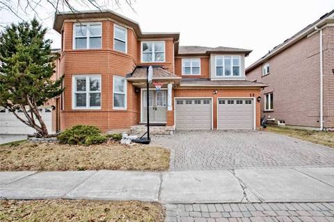 House for sale at 12 Trojan Cres Markham Ontario - MLS: N4720192