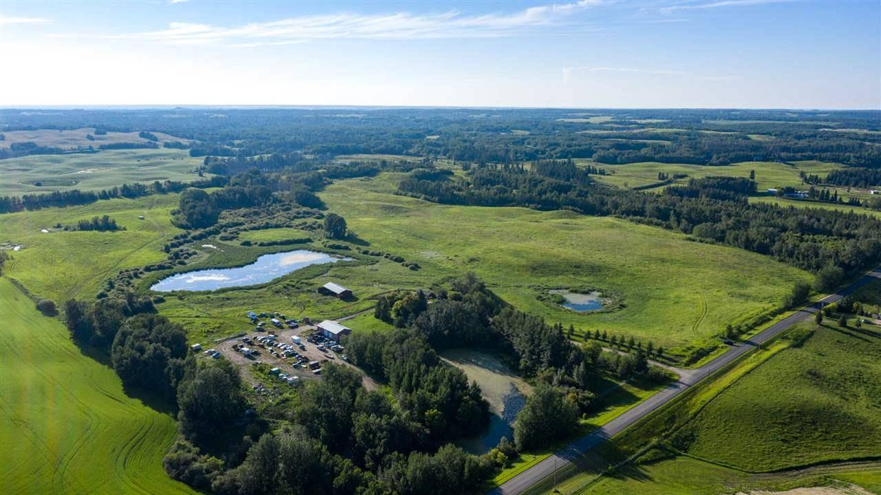 Residential property for sale at 12 Twp Rd Rural Parkland County Alberta - MLS: E4148689