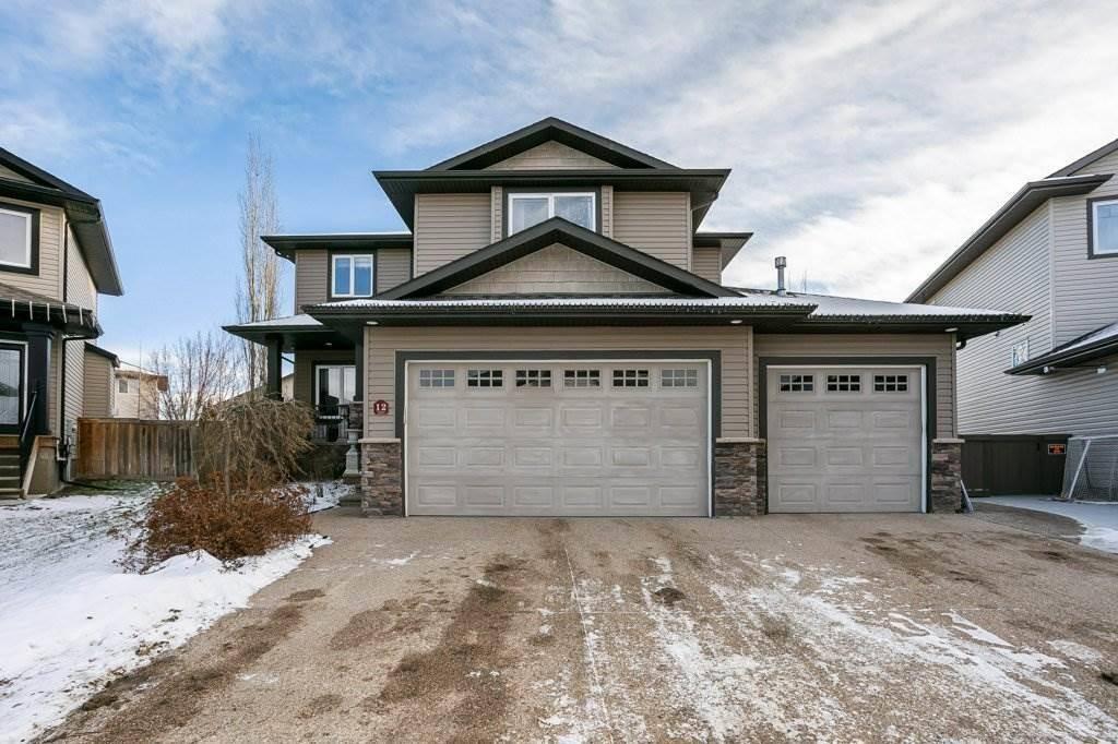 House for sale at 12 Valhalla Pl Fort Saskatchewan Alberta - MLS: E4193306