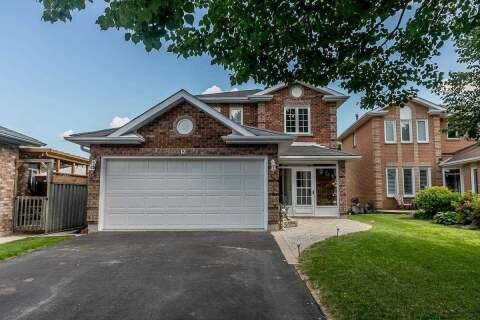 House for sale at 12 Vansittart Ct Barrie Ontario - MLS: S4815961