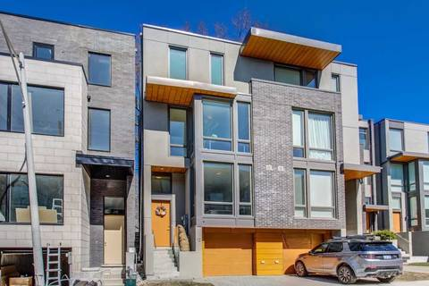 Townhouse for sale at 12 Vince Ave Toronto Ontario - MLS: E4733729