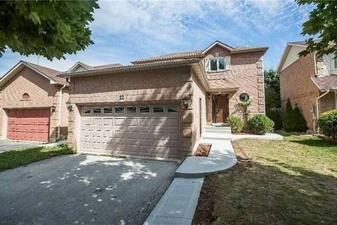 House for sale at 12 Vivians Cres Brampton Ontario - MLS: W4646348