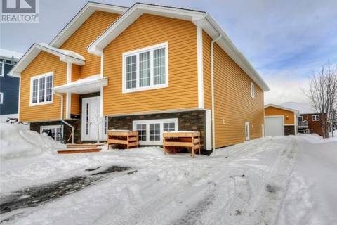 House for sale at 12 Warren Dr Massey Drive Newfoundland - MLS: 1191619