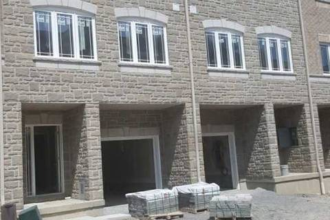 Townhouse for sale at 12 Waterstone Wy Whitby Ontario - MLS: E4543004