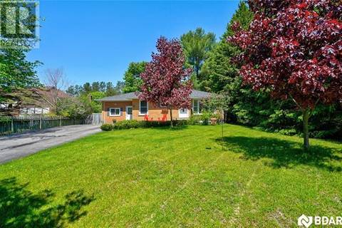 House for sale at 12 Wattie Rd Springwater Ontario - MLS: 30742864