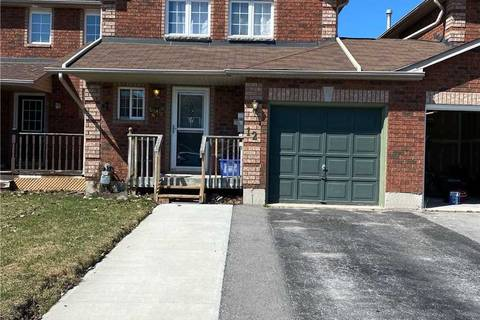 Townhouse for sale at 12 Weymouth Rd Barrie Ontario - MLS: S4738313
