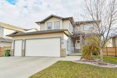 House for sale at 12 Wilkinson Pl Leduc Alberta - MLS: E4133435