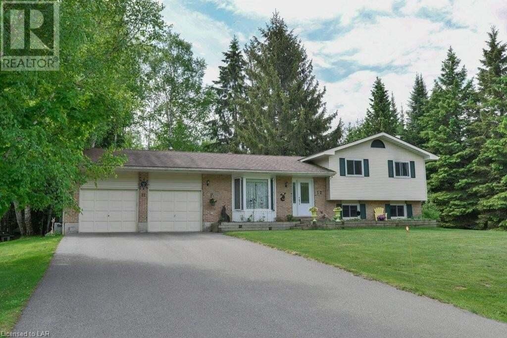 House for sale at 12 Wood Glen Cres Bracebridge Ontario - MLS: 262276