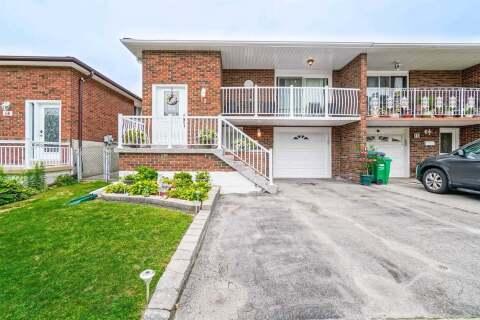 Townhouse for sale at 12 Wright St Brampton Ontario - MLS: W4888162