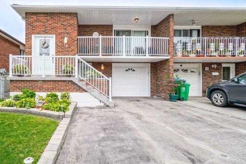 Townhouse for rent at 12 Wright St Brampton Ontario - MLS: W4994703