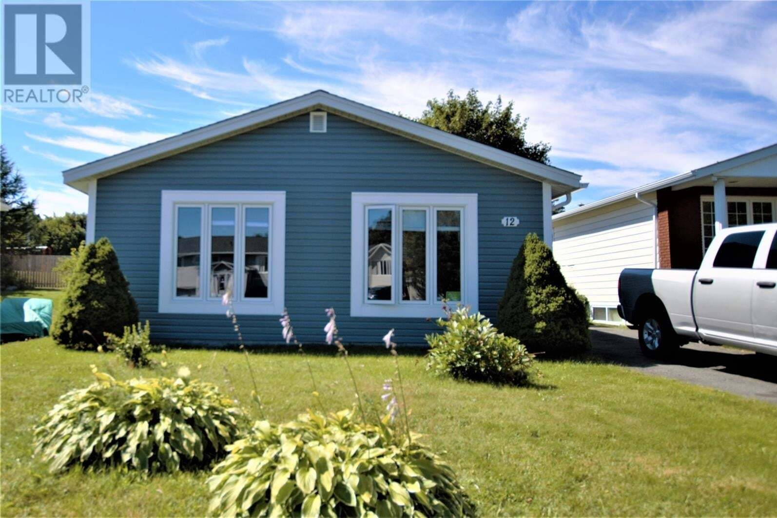 House for sale at 12 Yale Pl Mt. Pearl Newfoundland - MLS: 1220559