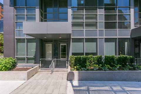 Condo for sale at 1030 King St Unit 120 Toronto Ontario - MLS: C4495804