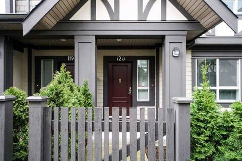 Townhouse for sale at 10388 No. 2 Rd Unit 120 Richmond British Columbia - MLS: R2429728