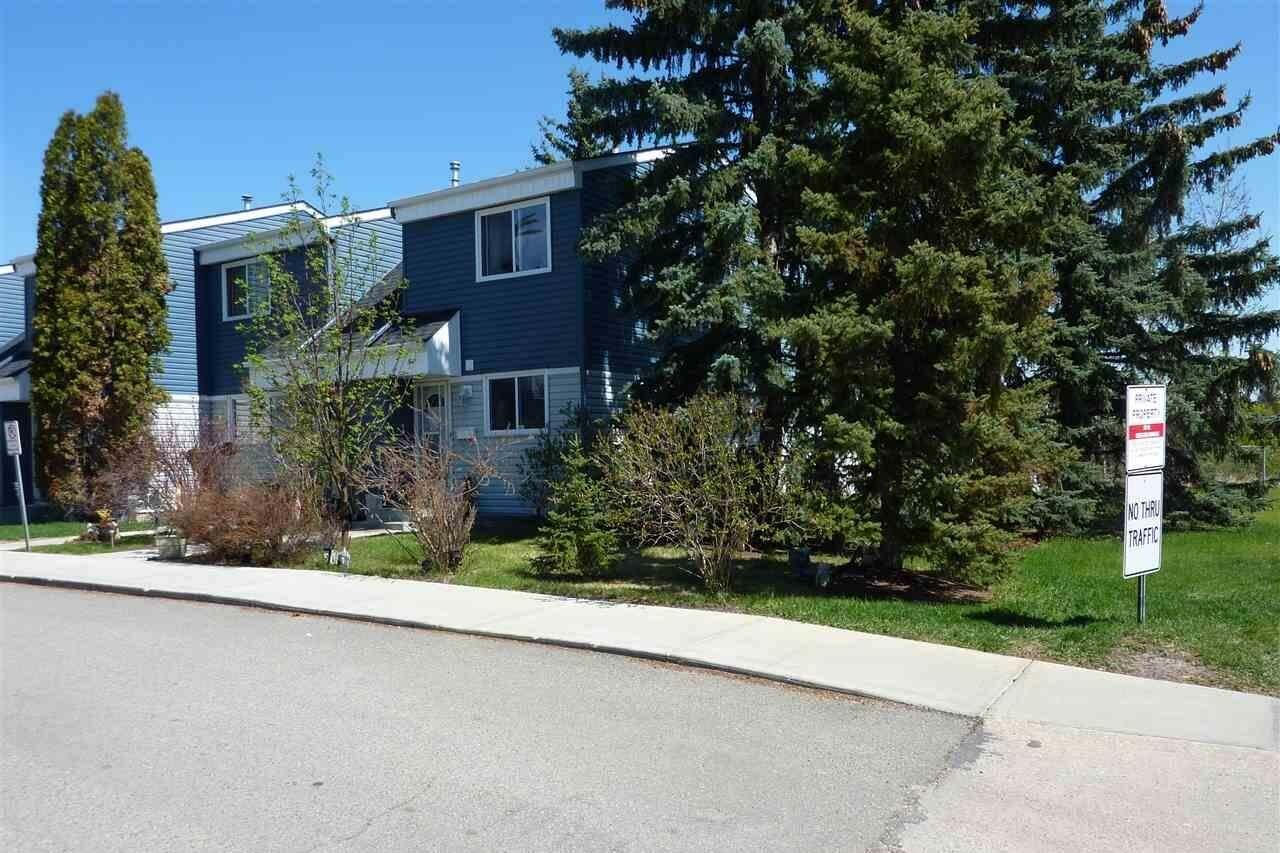 Townhouse for sale at 14707 53 Av NW Unit 120 Edmonton Alberta - MLS: E4197185