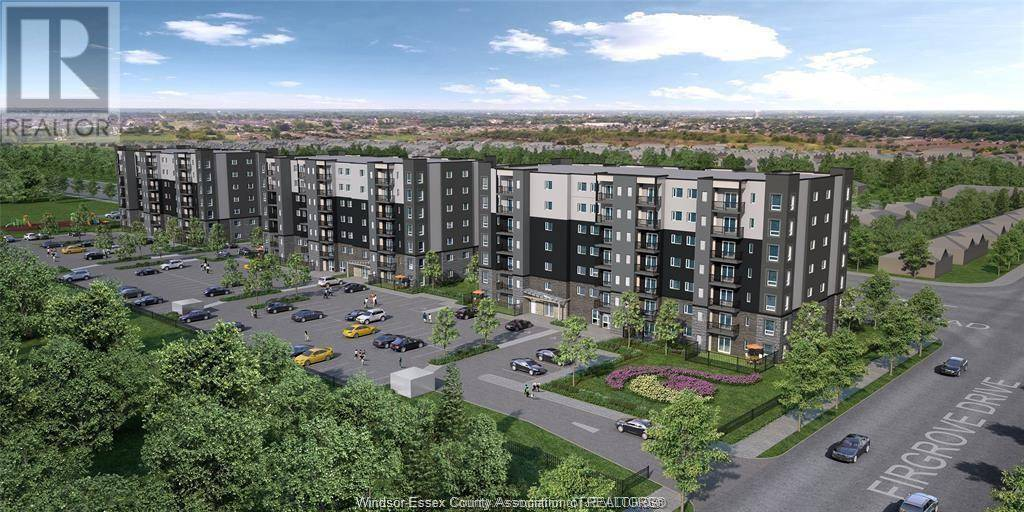 Condo for sale at 1610 Banwell Rd Unit 120 Windsor Ontario - MLS: 19024839