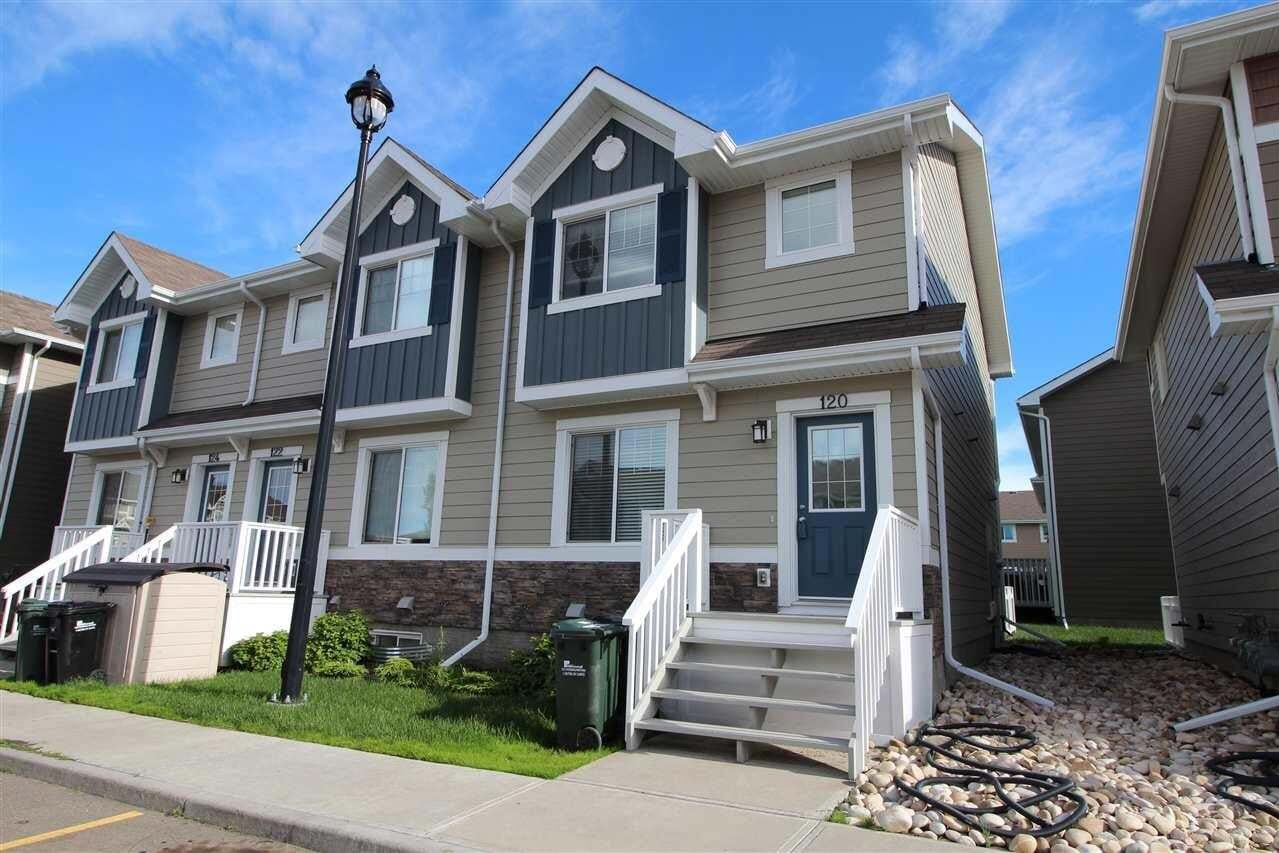 Townhouse for sale at 219 Charlotte Wy Unit 120 Sherwood Park Alberta - MLS: E4204665