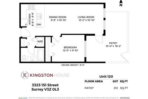 Condo for sale at 3323 151 St Unit 120 Surrey British Columbia - MLS: R2518808
